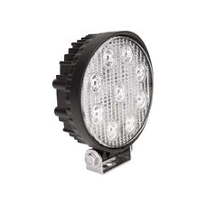 WESTiN Automotive 09-12006B LED Work Utility Light Round 5 inch Flood with 3W Epistar
