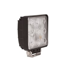 WESTiN Automotive 09-12211A LED Work Utility Light Square 4.6 inch x 5.3 inch Spot with 3W Epistar