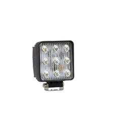 WESTiN Automotive 09-12211B LED Work Utility Light Square 4.6 inch x 5.3 inch Flood with 3W Epistar