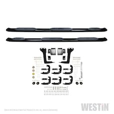 WESTiN Automotive 21-534725 PRO TRAXX 5 Oval W2W Nerf Step Bars