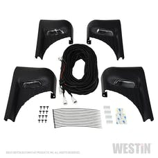 WESTiN Automotive 27-60000 SG6 Light Kit Black
