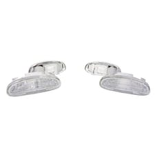 WESTiN Automotive 27-9904 Running Board Light Lens Clear