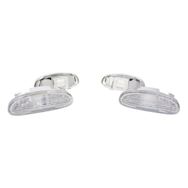 WESTiN Automotive 27-9904 Running Board Light Lens Clear