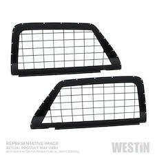 WESTiN Automotive 35-16015 Defender Side Window Guards
