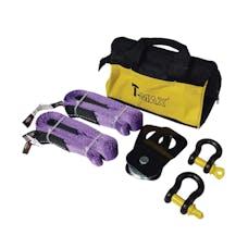 WESTiN Automotive 47-3201 ATV/UTV Recovery Accessory Kit Black