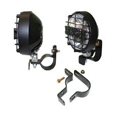 WESTiN Automotive 57-0005 HDX Grille Guard Light Clamps Black