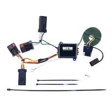 WESTiN Automotive 65-61104 T-Connector Harness Black