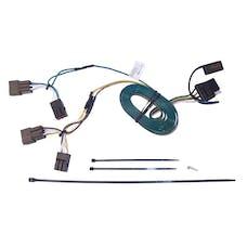 WESTiN Automotive 65-62064 T-Connector Harness Black