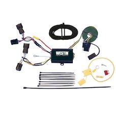WESTiN Automotive 65-66004 T-Connector Harness Black