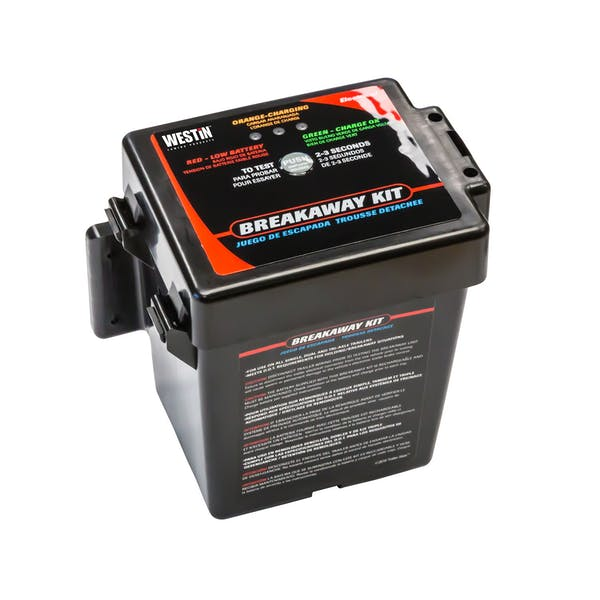 WESTiN Automotive 65-75028 Break-Away Kit Black