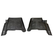WESTiN Automotive 72-110024 Sure Fit Floor Liners Front Black