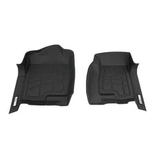 WESTiN Automotive 72-110030 Sure Fit Floor Liners Front Black
