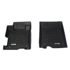 WESTiN Automotive 72-110031 Sure Fit Floor Liners Front Black