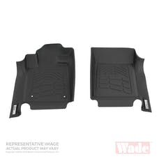 WESTiN Automotive 72-110032 Sure Fit Floor Liners Front Black