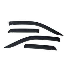 WESTiN Automotive 72-31480 Tape On Wind Deflector 4pc Smoke