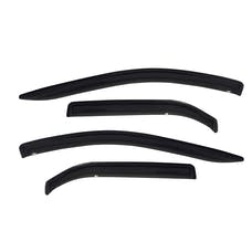 WESTiN Automotive 72-35402 Tape On Wind Deflector 4pc Smoke