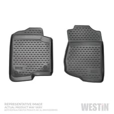 WESTiN Automotive 74-02-11005 Profile Floor Liners Front Row Black