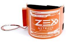 Zex 82006 Nitrous Bottle Heater