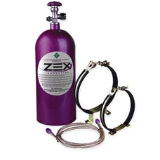 Zex 82100 Maximizer; Nitrous Bottle Kit