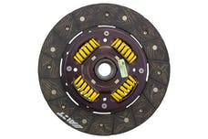 Advanced Clutch Technology 3000405 Perf Street Sprung Disc