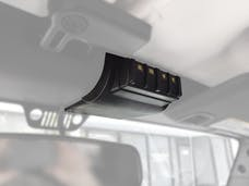 Advanced Accessory Concepts 2008 TRIGGER JK Overhead Switch Panel