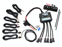 Advanced Accessory Concepts 3001 Relay system 6 switch, 6 Harness, RF/Bluetooth