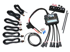 Trigger 3001 Relay system 6 switch, 6 Harness, RF/Bluetooth