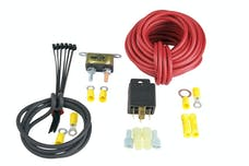 Aeromotive Fuel System 16301 30 Amp Fuel Pump Wiring Kit (Includes relay, breaker, wire and connectors)