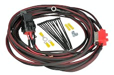 Aeromotive Fuel System 16307 Wiring Kit, Fuel Pump, Deluxe