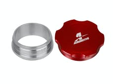 Aeromotive Fuel System 18708 Screw-On Fill Cap, 3-inch, Weld-On