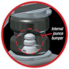 Air Lift 88215 LoadLifter 5000 Ultimate air spring kit w/internal jounce bumper