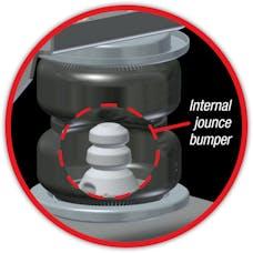Air Lift 88397 LoadLifter 5000 Ultimate air spring kit w/internal jounce bumper