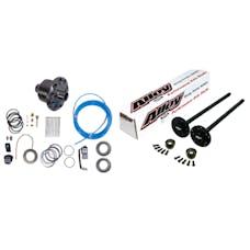 Alloy USA 12134-ARB Axle Shaft Kit, ARB Air Locker, Grande 35, Rear; 90-02 Jeep Models