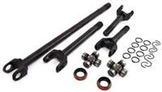 Alloy USA 12170 Axle Shaft Kit, GM 10 Bolt, Front; 77-87 GM 1/2 ton Pickup/SUV