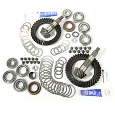 Alloy USA 360010 Ring and Pinion Kit, 4.10 Ratio, for Dana 44/44; 07-17 Jeep Wrangler