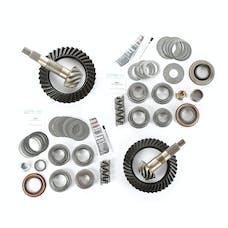 Alloy USA 360023 Ring/Pinion Kit, D30 Front - D35 Rear, 4.10 Ratio; 97-06 Wrangler TJ