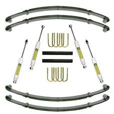 Alloy USA 61211 Suspension Lift Kit