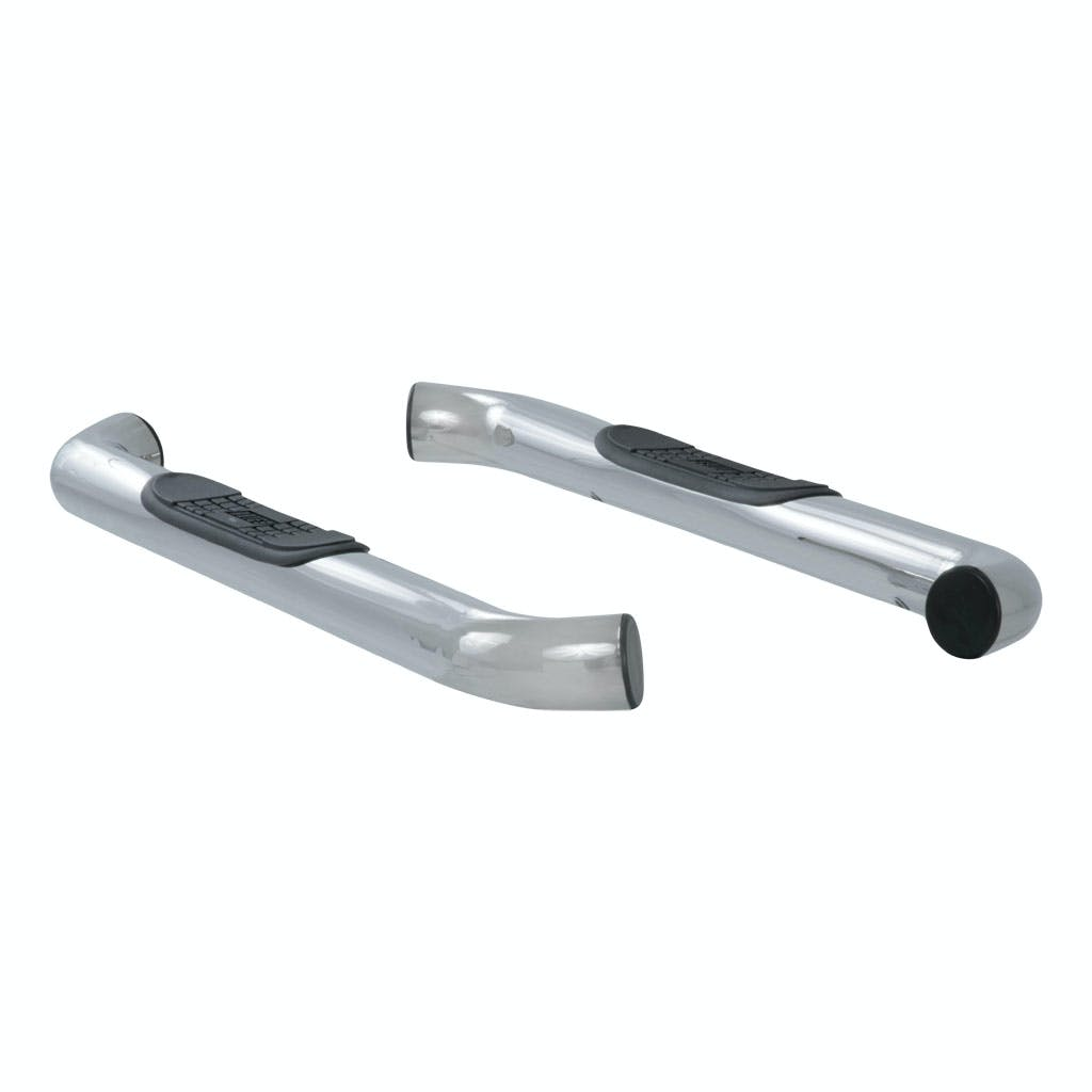 Aries Automotive 35800-2 3-Inch Stainless Steel Side Step Bar