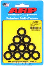 ARP 200-8539 7/16ID 13/16OD Black Chamfer Washer Kit