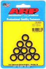 ARP 200-8554 3/8ID 5/8OD Black Washer Kit