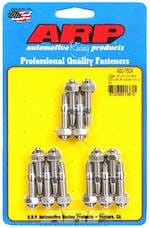 ARP 400-7604 Cast alum covers SS valve cover stud kit