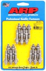 ARP 400-7615 Cast alum covers SS 12pt valve cover stud kit, 16pc
