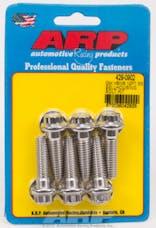 ARP 429-0902 Stainless Steel 12pt bellhousing bolt kit