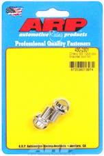 ARP 430-2301 Stainless Steel 12pt coil bracket bolt kit