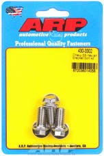 ARP 430-3302 Stainless Steel hex alternator bracket bolt kit