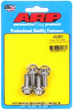 ARP 430-6802 Stainless Steel water pump pulley bolt kit