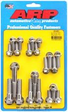 ARP 430-9801 Muncie 4-spd '69-'75 Stainless Steel hex trans case bolt kit