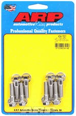 ARP 434-1501 Stainless Steel hex timing cover bolt kit