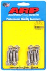 ARP 434-1502 Stainless Steel 12pt timing cover bolt kit