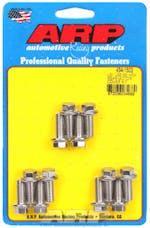 ARP 434-1503 Stainless Steel hex rear motor cover bolt kit